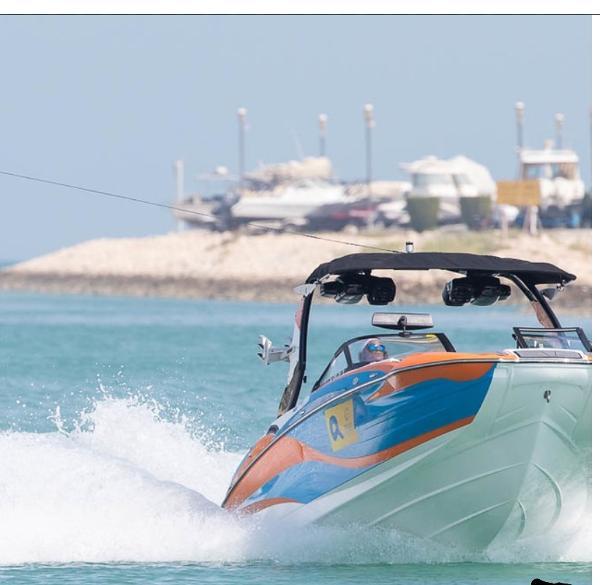 Centurion Fi23 Coastal Edition