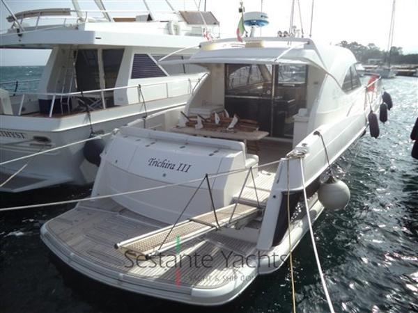 Riviera Marine 4700 Sport Yacht DSC02402