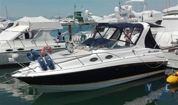 Larson Boats Cabrio 260 Larson 26 (12)