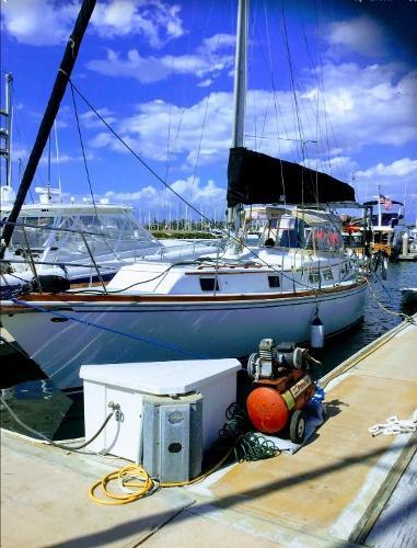 Gulfstar 43 sloop