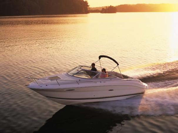 Sea Ray 225 Weekender Manufacturer Provided Image