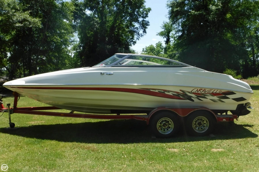 Caravelle Boats 232 Interceptor 2003 Caravelle 23 for sale in Poplarville, MS