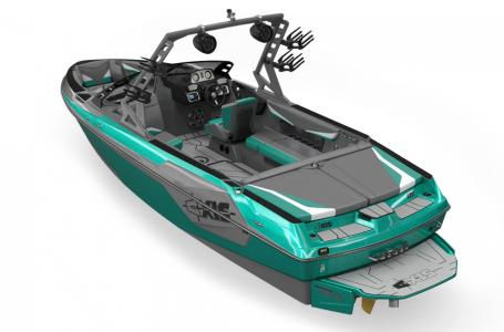 Axis Wake Research T23