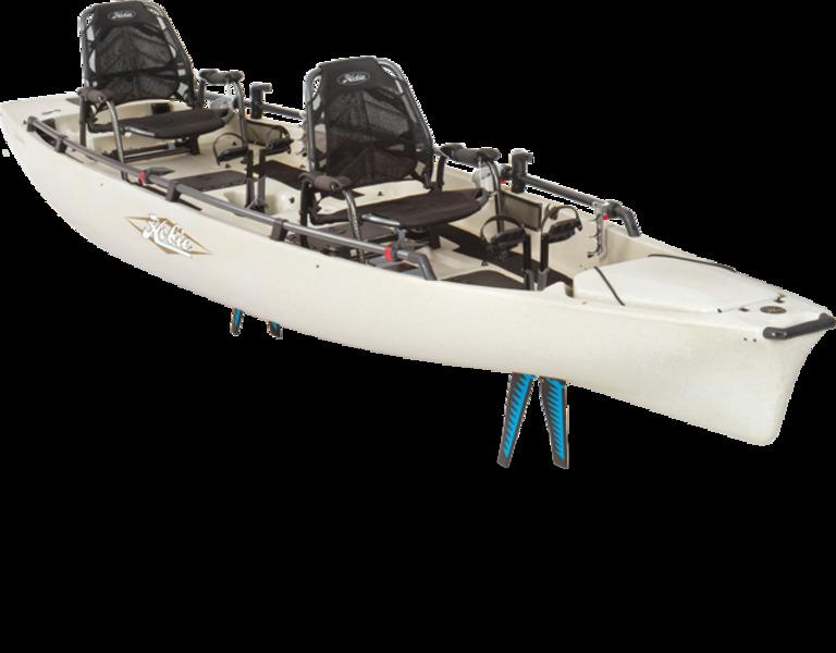 Hobie Cat Mirage Pro Angler 17T