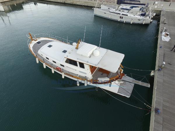 Menorquin 160 Abayachting Menorquin Yachts 160 1
