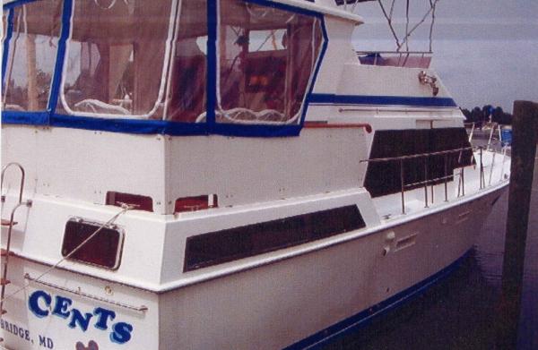 Marine Trader Tradewinds FB MY Starboard View