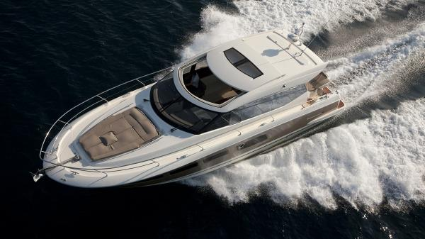 Prestige Yachts 500 S Sistership Photo