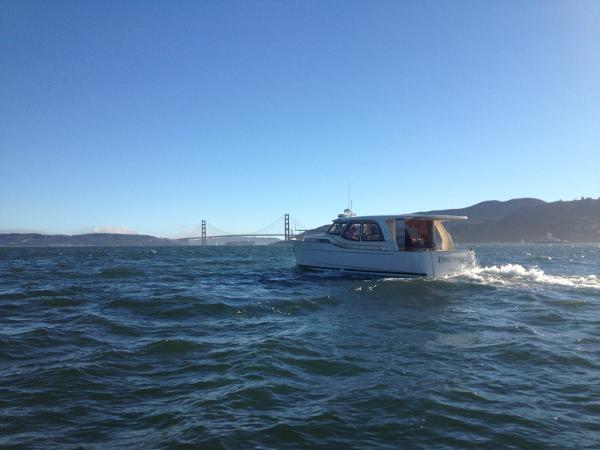 San Francisco Bay Crossing