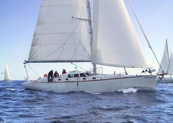 Custom Bouvet 52 Sail Boat Bouvet 52 Sail Boat - Profile