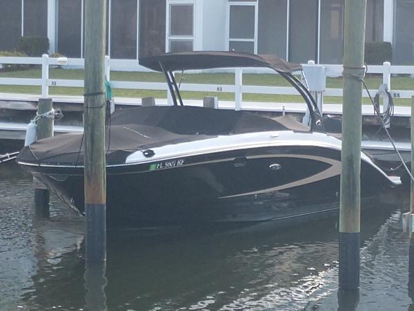 Sea Ray 270 Sundeck Outboard