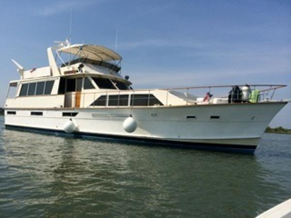 Pacemaker Motor Yacht