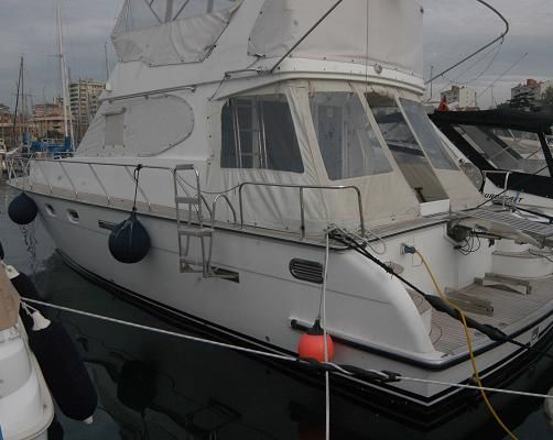 12 m Motor Yacht Fly [MA10595]