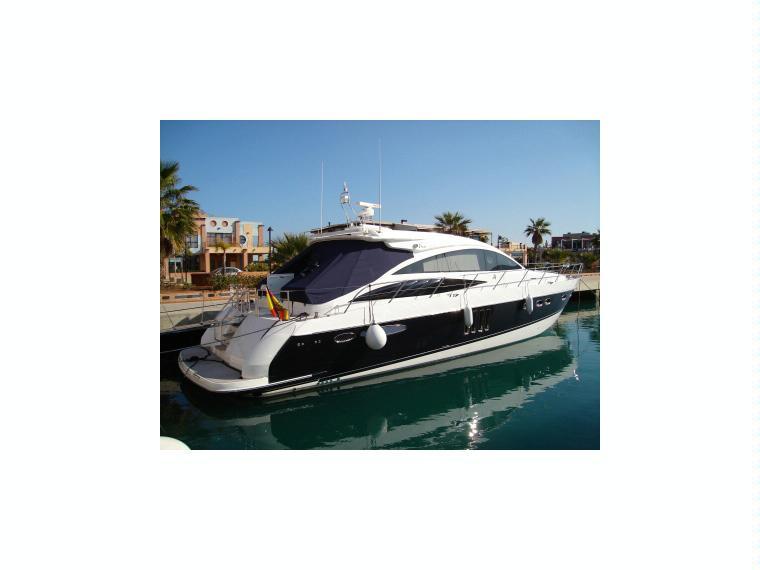 Princess Yachts Princess V65