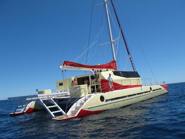 Fountaine Pajot Tahiti 83 custom