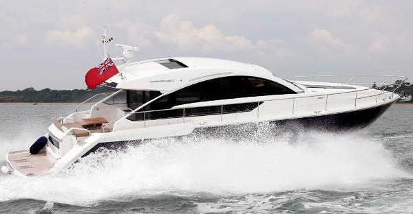 Fairline Targa 50 Gran Turismo Fairline Targa 50