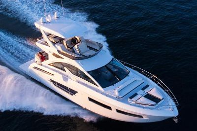 Cruisers Yachts 60 Fly Manufacturer Provided Image