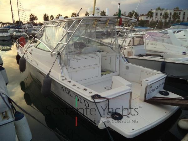 Riviera 3000 Offshore DSC02545