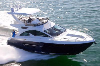 Cruisers Yachts 54 Fly Manufacturer Provided Image