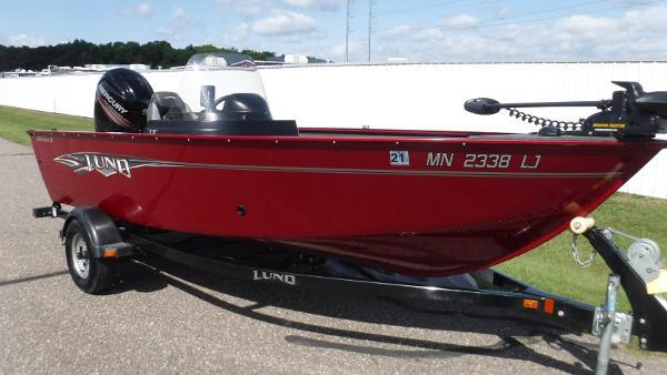 Lund 1650 Rebel XL SS