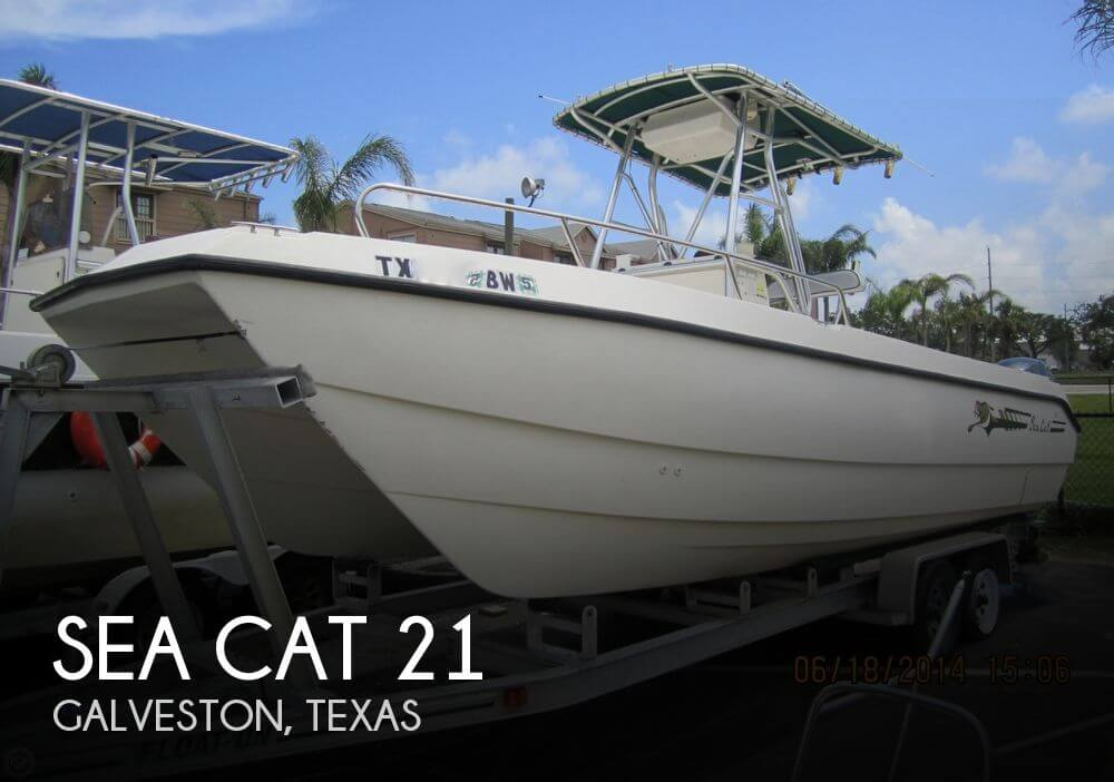Sea Cat 21 1997 Sea Cat 21 for sale in Galveston, TX