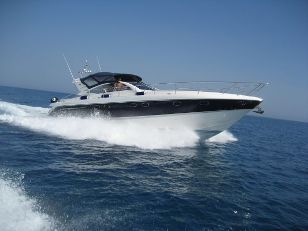 Fairline Targa 52 2004 Fairline Targa 52