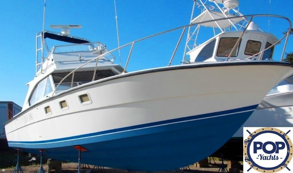 Magnum 380 Flybridge SF 1985 Magnum Marine 380 Flybridge SF for sale in Pensacola, FL