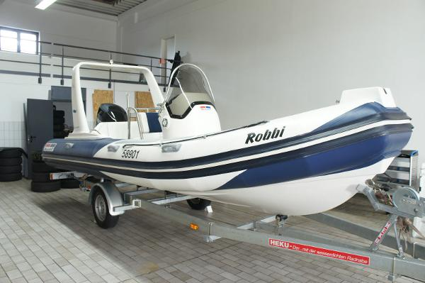Valiant V 620 Cruiser Rib
