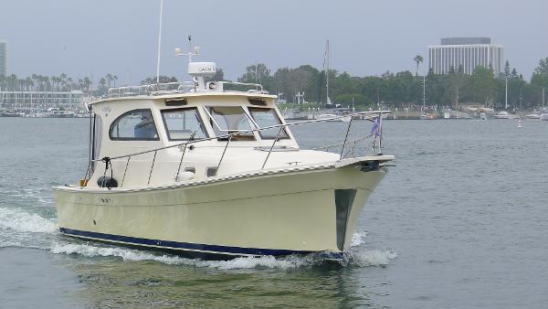 Mainship 30 Pilot II Sedan