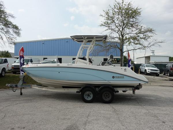 Yamaha Boats FSH 210