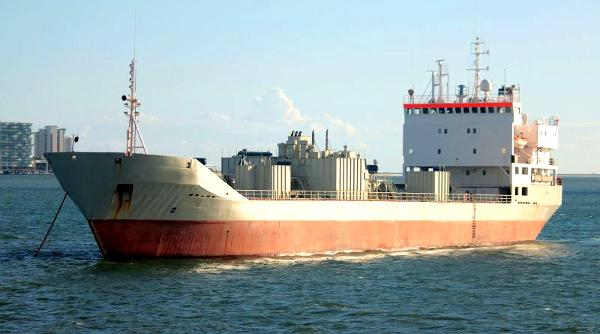 Custom Self-Unloading Cement Carrier