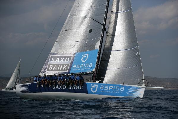 Farr 52 One Design Farr 52 Optimum sailing