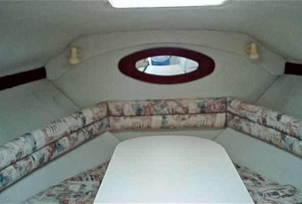 Convertible Dinette / V-Berth