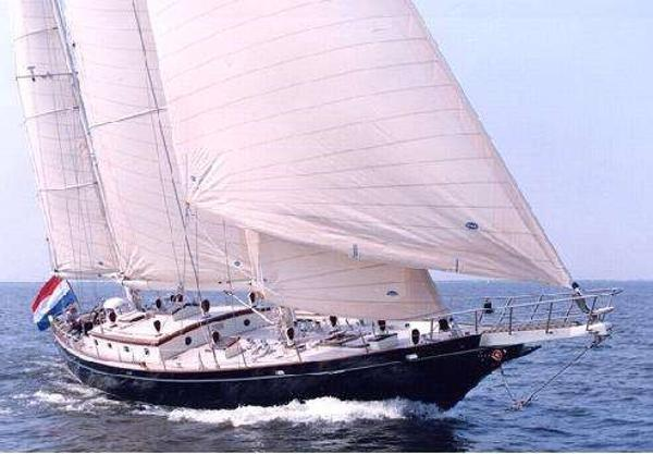 Royal Huisman Shipyard Ketch
