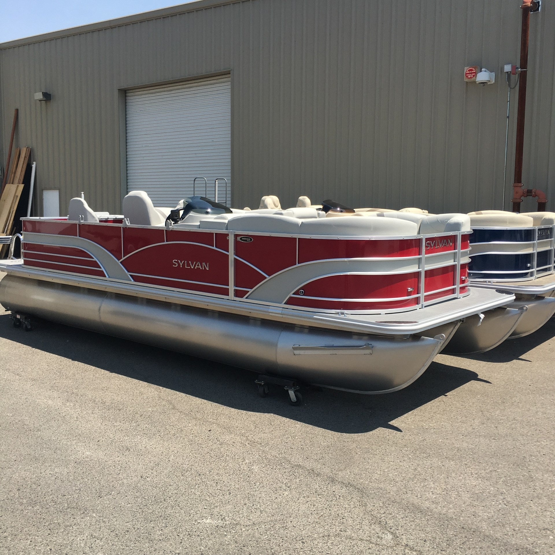 Sylvan boats for sale 8 for Syvlan