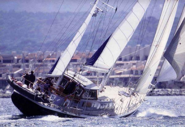 Buy used Jongert 22ds for sale in Mallorca