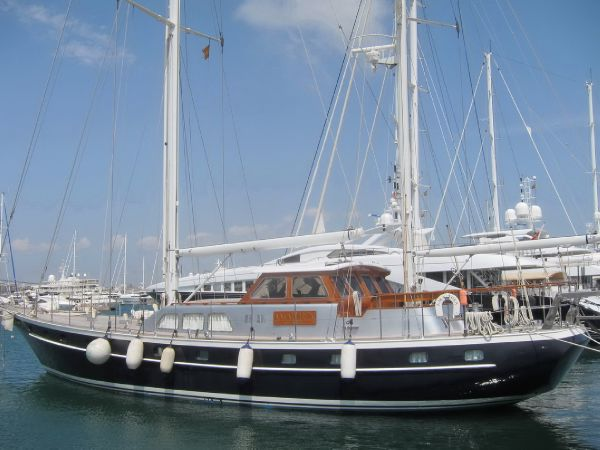 Jongert 22ds Jongert 22ds sailing yacht for sale