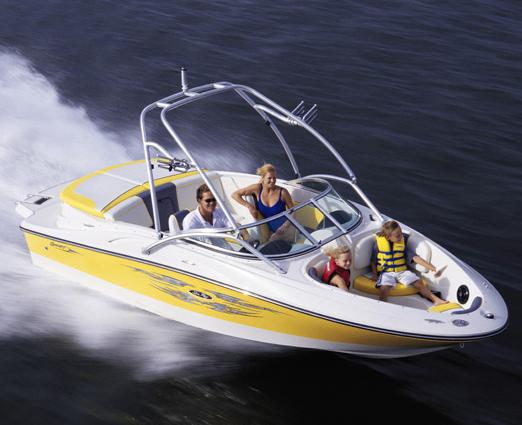 Sea Ray 195 Sport Manufacturer Provided Image