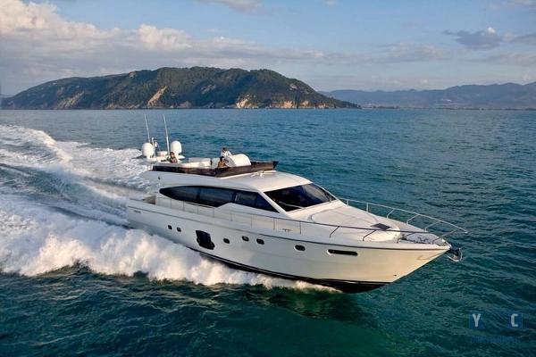 Ferretti Yachts 631 Ferretti 631 2010 BC Marin 1