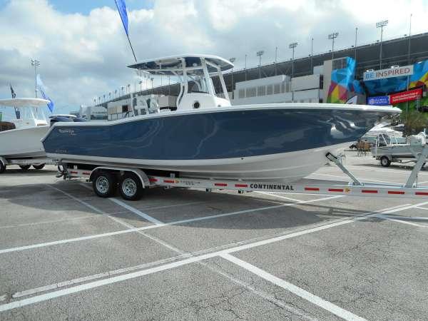 Tidewater Boats 280CC