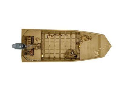 G3 Boats 1652 VBW Jon