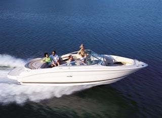 Sea Ray 230 Bow Rider Manufacturer Provided Image: 230 Bowrider
