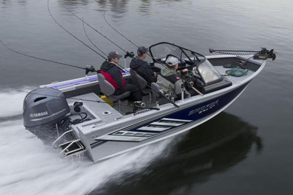 Smoker craft boats for sale 5 for Smoker craft pro mag