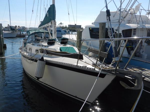 Watkins Starboard bow view
