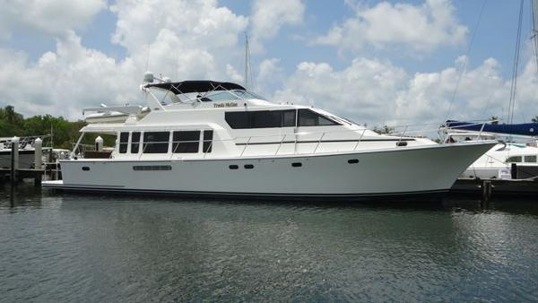 Pacific Mariner Pilothouse Profile
