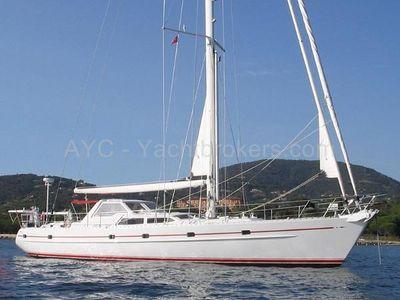 Van Dam Nordia 65 AYC Yachtbroker - Nordia 65
