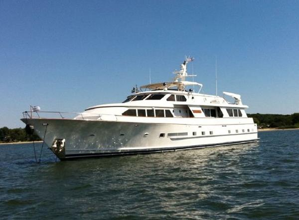 DENISON Raised Bridge Motor Yacht-1986/2010
