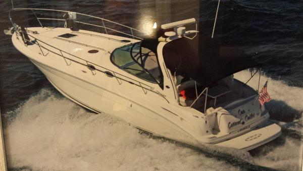 Sea Ray 36 Sundancer