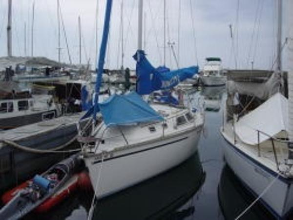 Hunter 30T FRACTIONAL SLOOP