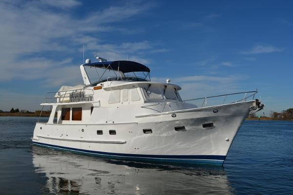 DeFever 52 Euro Pilothouse