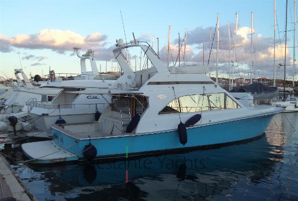 Ocean Yachts 53 Super Sport DSC07973